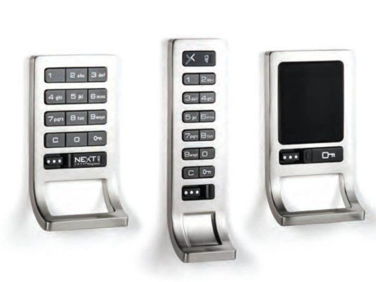 Serrures RFID pour code d'armoire