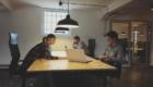 Mobilier de bureau de coworking