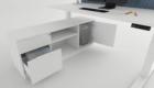 Armoire de bureau pour le bureau