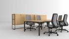 Bureaux et armoires de bureau