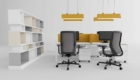 Mobilier de bureau moderne